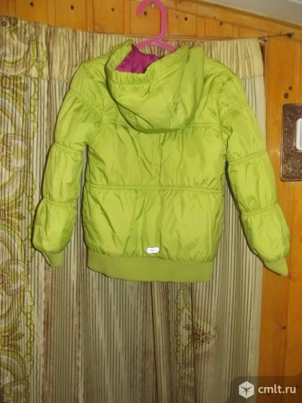 Куртка детская осенняя для девочки