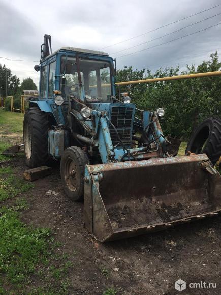 Трактор ЭО - 1992 г. в.