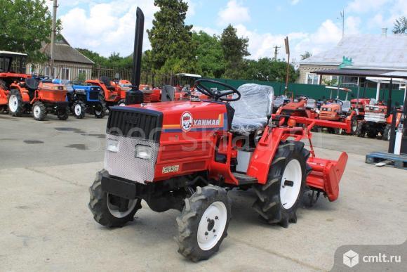 Трактор-мини Yanmar  - 2006 г. в.