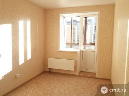 1-комнатная квартира 41,13 кв.м