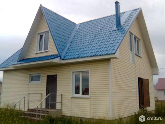 Дом 116 кв.м