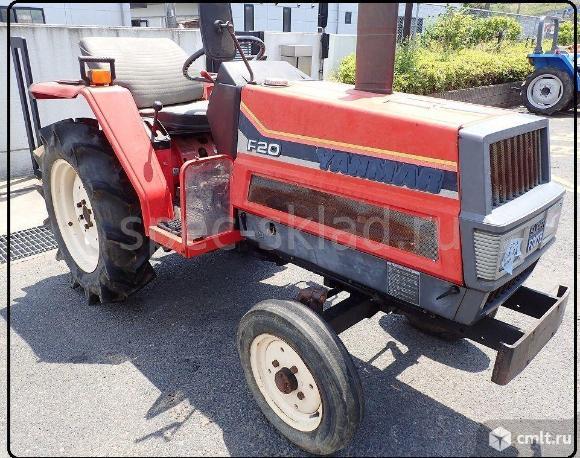 Трактор-мини Yanmar  - 2004 г. в.