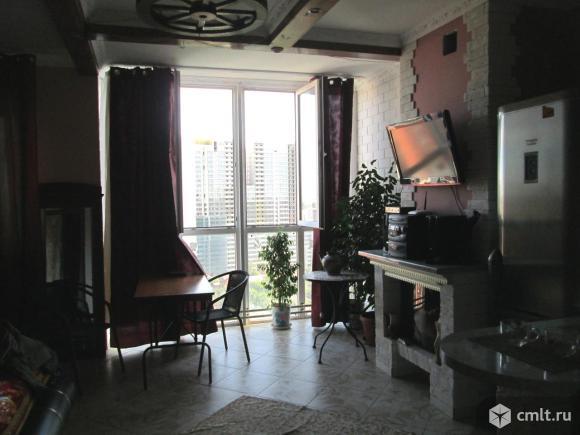 1-комнатная квартира 39,8 кв.м