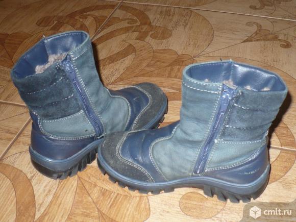 Продаю ботинки зимние 29 р.. Фото 2.