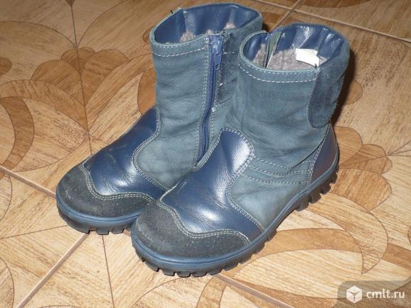 Продаю ботинки зимние 29 р.. Фото 1.