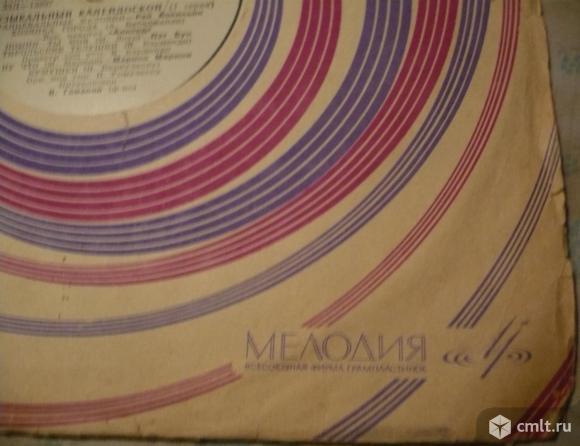 """Грампластинка (винил). Гранд [10"""" LP]. Музыкальный калейдоскоп (1 серия). 1964. 33Д-13897-8. СССР.. Фото 7."""