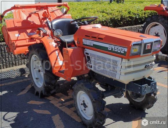Японский мини-трактор