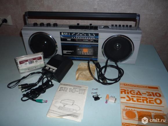Магнитола Радиотехника