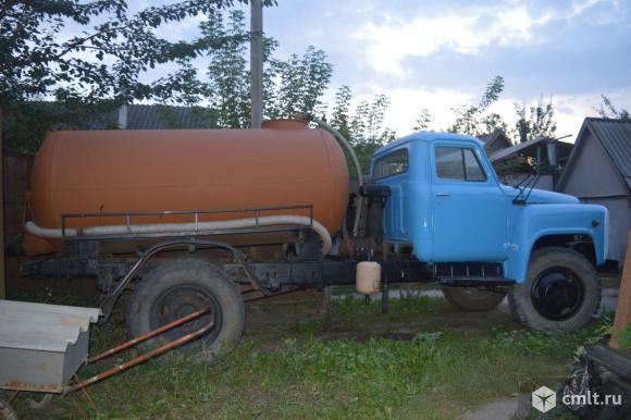 Ассенизационная машина ГАЗ - 1990 г. в.