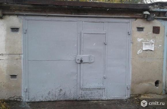 Капитальный гараж Придонской