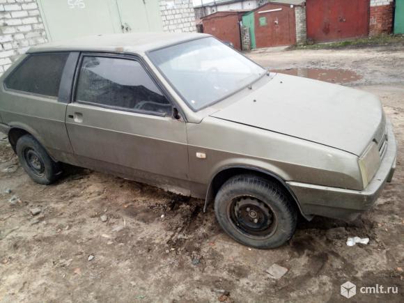 ВАЗ 2108 - 1990 г. в.
