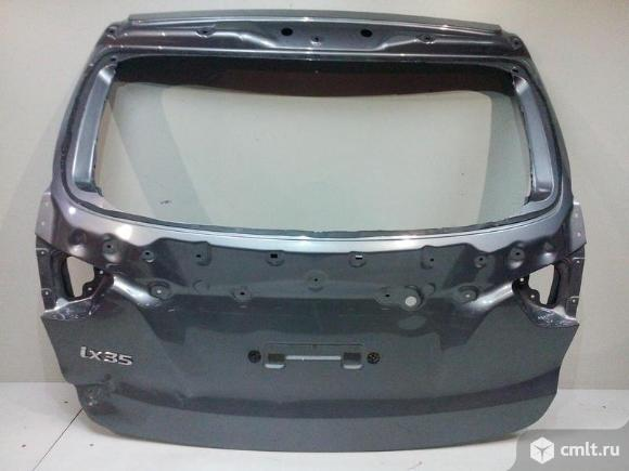 Крышка багажника HYUNDAI IX 35 10-16 б/у 737002Y001 3*. Фото 1.