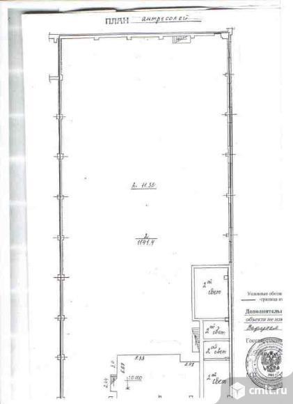 Цех 2439м2 с кран-балкой 10тн в Металлострое