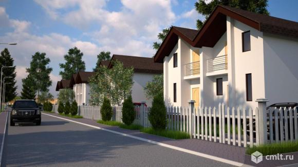 Продается: дом 137 м2 на участке 3 сот, охрана