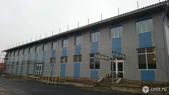Складское здание 1653 кв. м на 2х этажах д. Грибки