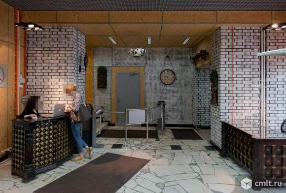 Помещение под офис 130 кв. м., субаренда, срок аренды - свыше года. м.Смоленская, 8 мин.