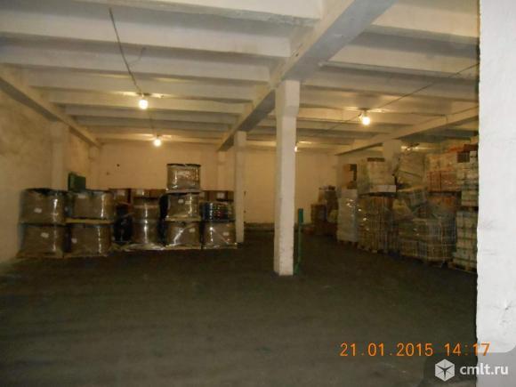 Площадь в аренду под склад 50 м2, м.Юго-Западная