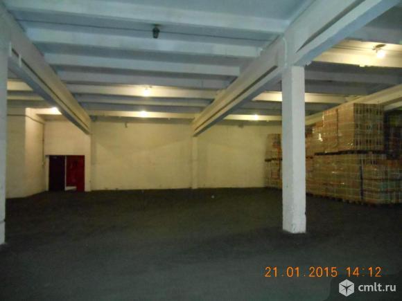 В аренду под склад 600 м2, м.Юго-Западная