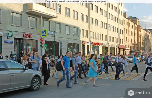 Продажа готового бизнеса 513.9 м2, м.Белорусская