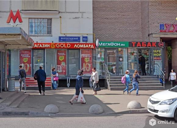 Продажа готового бизнеса 30.7 м2, м.Кузьминки