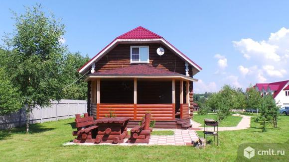 Продается: дом 125 м2 на участке 16 сот.. Фото 1.