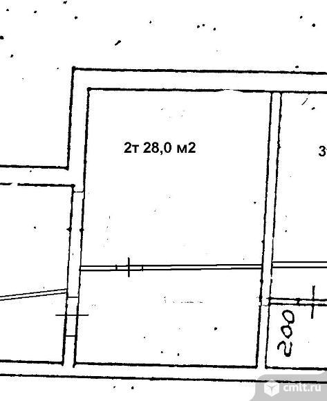 Офисно-производственное  помещение 25 кв. м.Елизаровская, 6 мин.