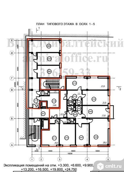 Офис 1160 м2, м.Сенная Площадь, 15 080 000 руб.