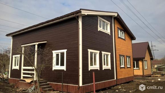 """Продажа дома 100 м2 на уч. 2.5 сот """"под ключ"""""""