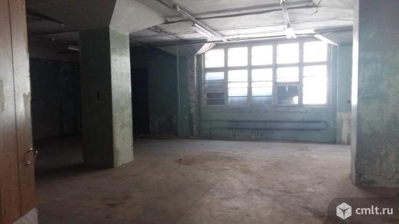 Складское помещение на 1 этаже