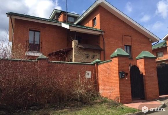 Продается: дом 350 м2 на участке 11.5 сот.