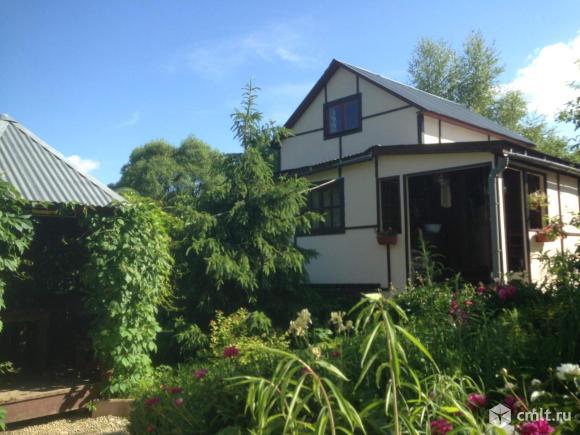 Продается: дом 60 м2 на участке 9 сот. в СТ Олимп.