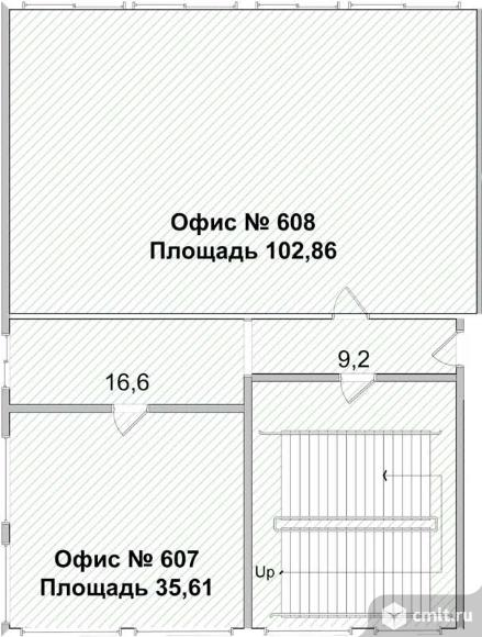 Сдается офис 165 кв. м, м. Щелковская