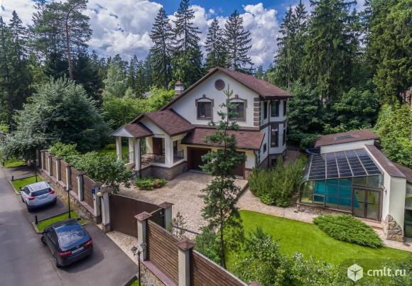 Этот загородный дом - Ваш бескомпромиссный выбор!