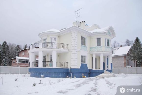 Продажа дома 470 м2  в Репино. 500 м до залива