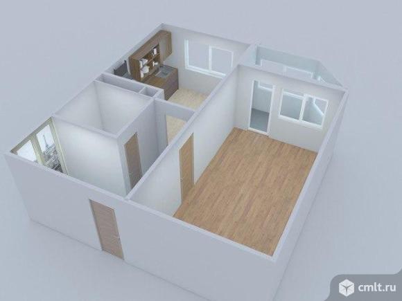 Продажа: 1-комн. квартира, 43 м2, Электросталь