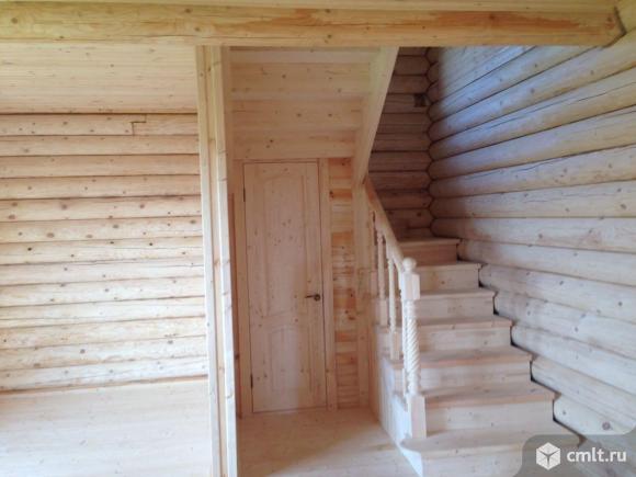 На озере Савельево: дом 164 м2 на участке 10 соток