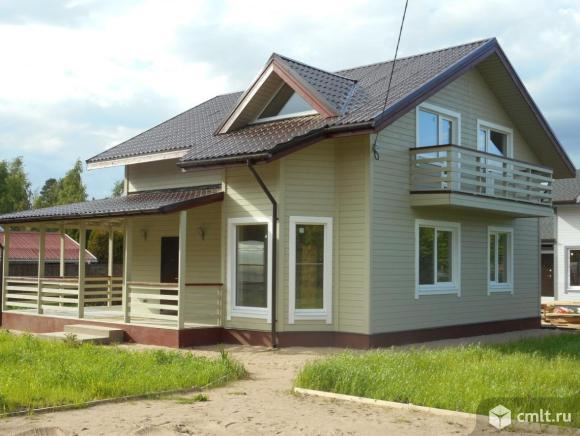 Продажа: дом 147 м2 на участке 8 сот.