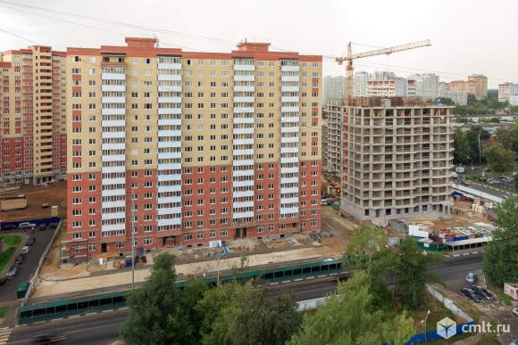 Продается 2-комн. квартира 67.6 м2, м.Новокосино
