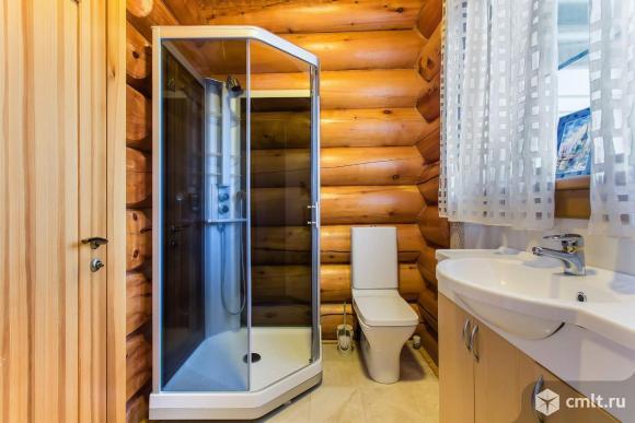 Деревянный дом в аренду на Рублевке