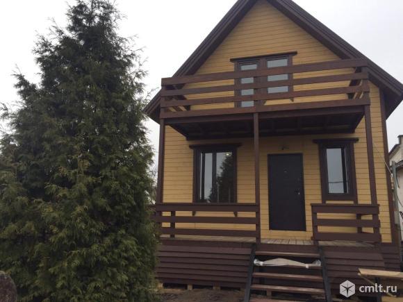Продам: дом 120 м2, на уч-ке 4.2 сот., г. Пушкин