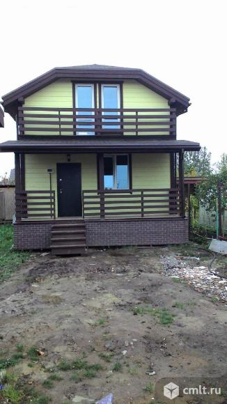 Продажа дома 132 м2 на 3 сот.