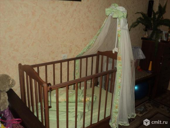 Продаю детскую кроватку. Фото 1.