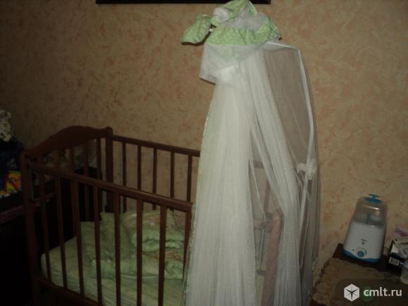 Продаю детскую кроватку. Фото 3.