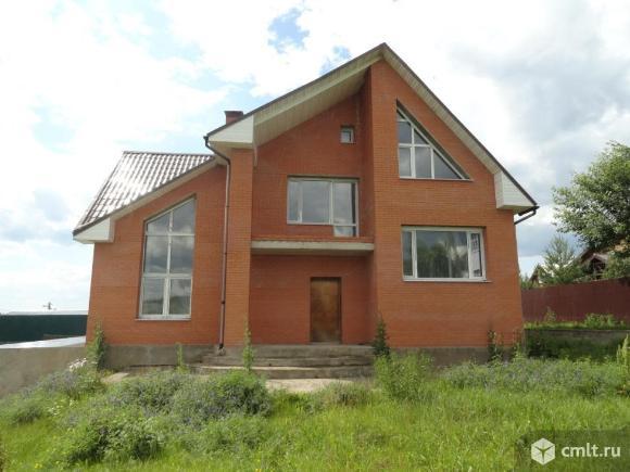 Продается: дом 319 м2 на участке 12 сот.. Фото 1.