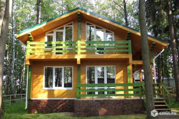 Продается: дом 125 м2 на участке 10 сот.. Фото 1.