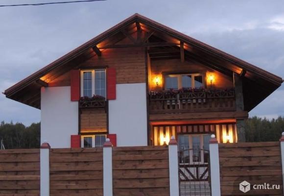 Дом вашей мечты142 кв.м. на участке 10 сот.