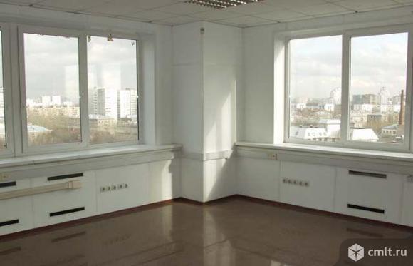 Офис с панорамными видами на Москву