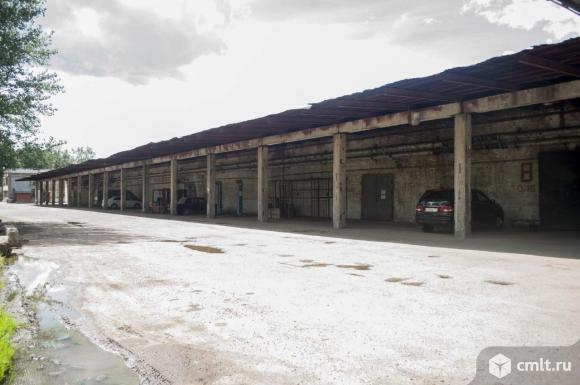 Аренда теплого склада 335 кв. м, город Домодедово