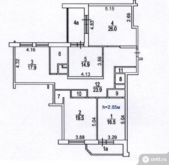 Продажа квартиры на ул. Кировоградская 22к2