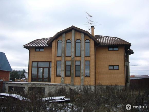Продается: дом 348.4 м2 на участке 12 сот.. Фото 1.